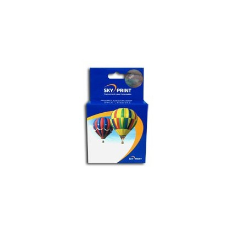 Cartus inkjet compatibil Sky-Cartus Inkjet-HP-364XL-C-12ml-NEW-WITH-CHIP HP CB323EE