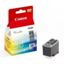 Cartus cerneala Original Canon CL-38  Color, compatibil Pixma iP1800,  iP2500 BS2146B001AA