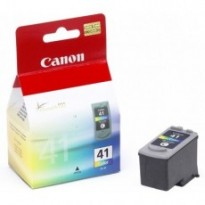 Cartus cerneala Original Canon CL-41  Color, compatibil iP1600/iP2200/MP150/MP160/MP170/MP180/MP210/MP220, 12 ml BS0617B001AA