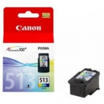 Cartus cerneala Original Canon CL-513  Color, compatibil MP240/MP260/, 349 Copies BS2971B001AA
