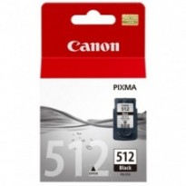 Cartus cerneala Original Canon PG-512 Black, compatibil MP240/MP260 , 401 Copies BS2969B001AA