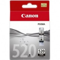 Cartus cerneala Original Canon PGI-520B  Black, compatibil ip4600 BS2932B001AA