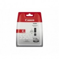 Cartus cerneala Original Canon PGI-550XL Black, compatibil IP7250/MG5450/MG6350 BS6431B001AA