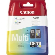 Combo pack cerneala Original Canon PG-540 /CL541 Black,  compatibil MG2150/3150 BS5225B006AA