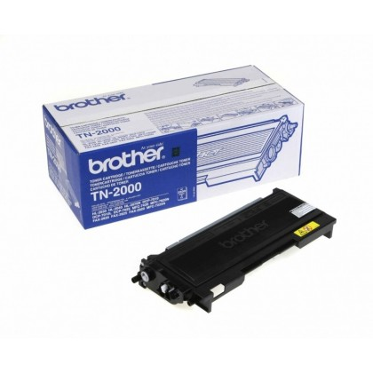 Toner Original Brother TN2000 Black pentru FAX-2820/2920/MFC-7420/7820/HL-2030/2040, 2500pag TN2000