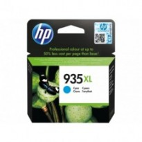 Cartus cerneala Original HP C2P24AE Cyan 935XL, compatibil OfficeJet Pro 6830, 825pag C2P24AE