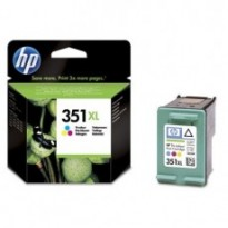 Cartus cerneala Original HP CB338EE Tri-color 351XL w.Vivera ink, compatibil DJ D4260/4360/J5730/5780/6480/PS C4205/4272/4280/4