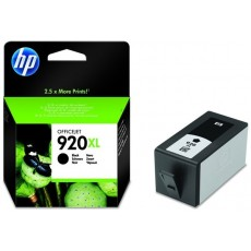 Cartus cerneala Original HP CD975AE Black 920XL, compatibil OfficeJet 6000/6500/7000/7500, 1200pag CD975AE