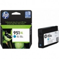 Cartus cerneala Original HP CN046AE Cyan 951XL, compatibil OfficeJet Pro 251/276/8100/8600, 1500pag CN046AE